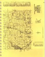 Map Image 030, Todd County 1972
